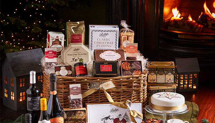 Festive Foodie Hampers