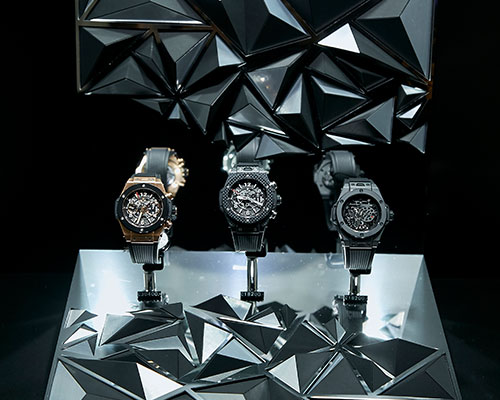 LUXE AT LARGE: HUBLOT