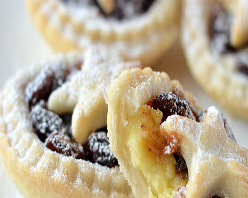 NAUGHTY & NICE RECIPES