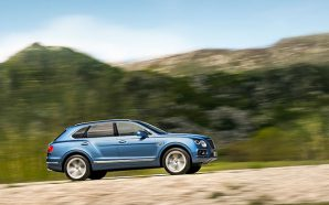 BENTLEY - THE BENTAYGA DIESEL