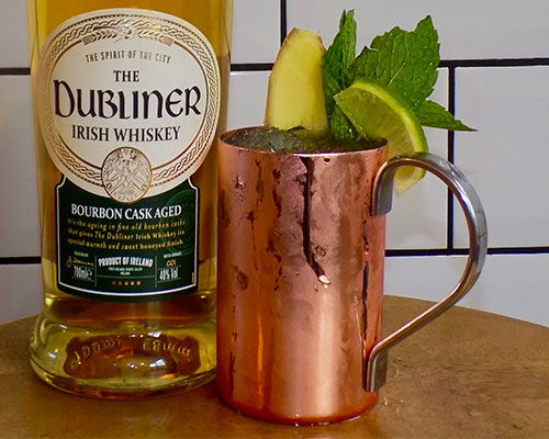PADDY'S DAY COCKTAILS
