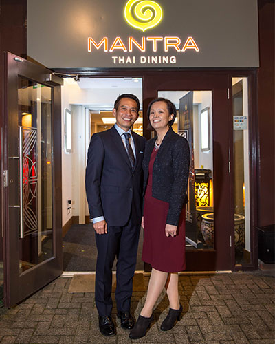 MANTRA THAI DINING