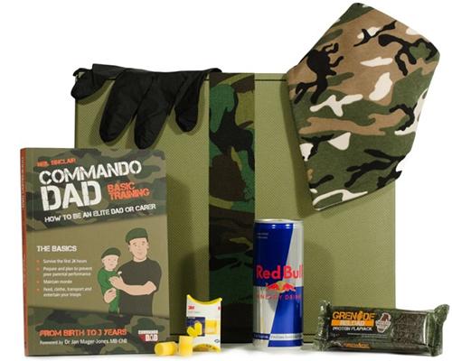 commando-dad
