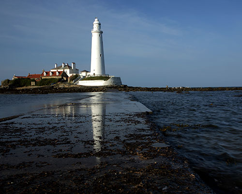 LUXE LOCAL: WHITLEY BAY