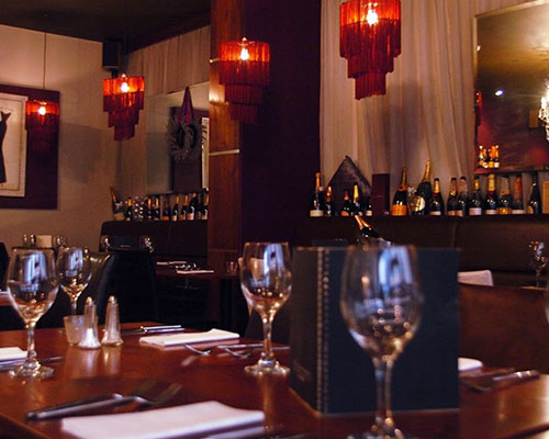 NE1 RESTAURANT WEEK: SILK ROOM