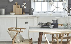 SCANDI-STYLE KITCHEN