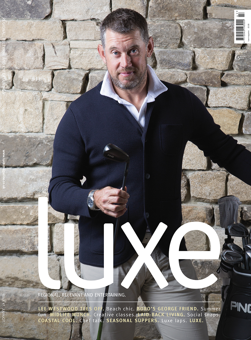 Luxe North East Lifestyle magazine