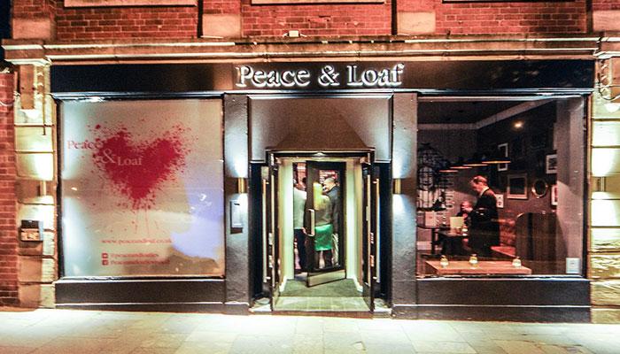 PEACE & LOAF
