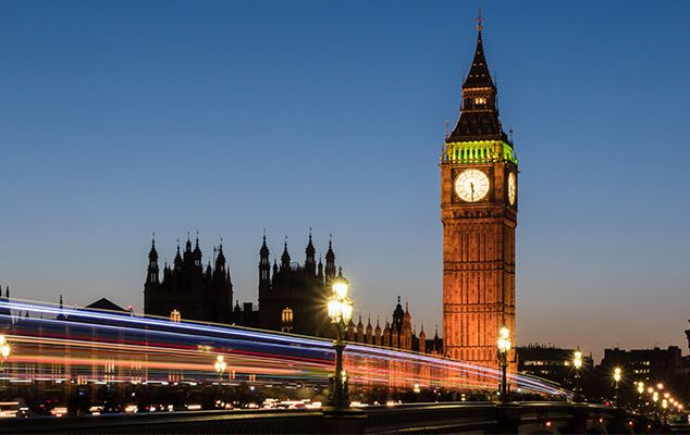 TAKE A BREAK: LONDON