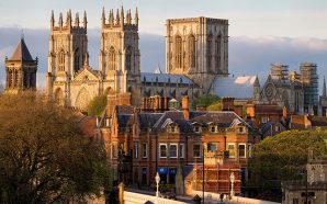 TAKE A BREAK: YORK