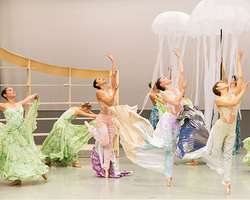 NORTHERN BALLET'S THE LITTLE MERMAID