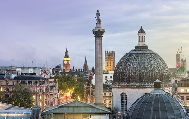 WIN A LUXE TRIP TO LONDON