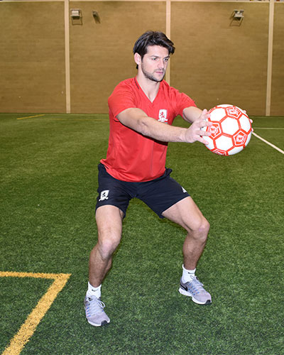 GET FIT WITH GEORGE FRIEND