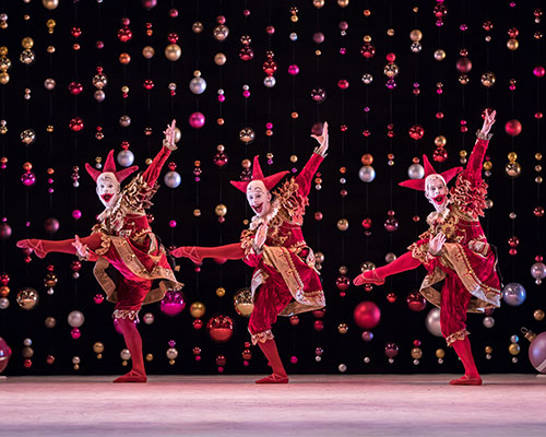 SCOTTISH BALLET'S THE NUTCRACKER