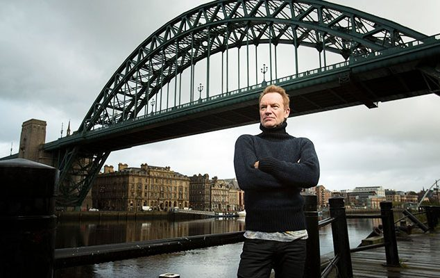 STING'S STAR-STUDDED SHOW