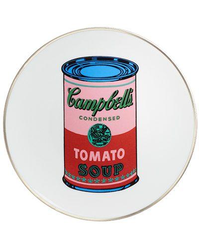 Campbells soup plate