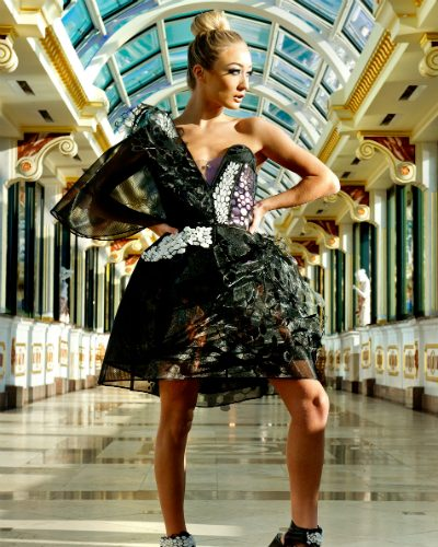 Intu Trafford Centre Graphene Dress v01