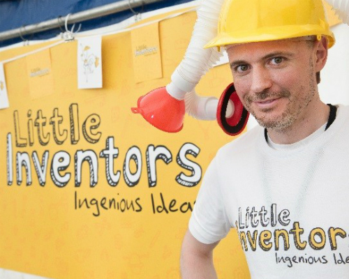 Little Inventors - Dominic Wilcox