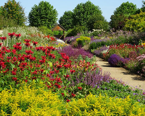 GROW YOUR OWN: GLORIOUS GARDENS IN YORKSHIRE