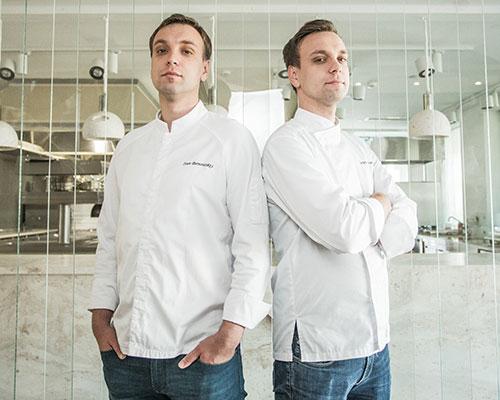 Ivan and Sergey Berezutskiy
