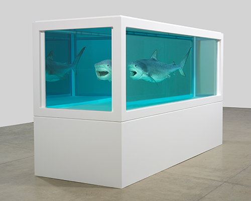 Damien Hirst, Heaven, 2008-2009. Photographed by Prudence Cuming Associates. © Damien Hirst and Science Ltd.