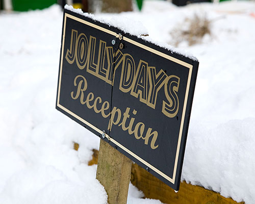 Jollydays reception