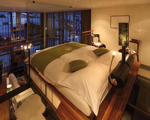 Coeur des Alpes bedroom