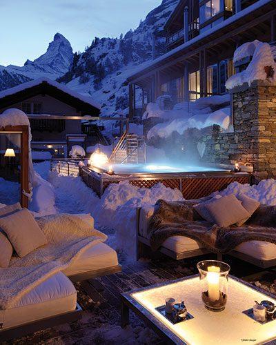 Coeur des Alpes exterior