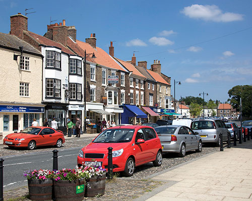 Stokesley street