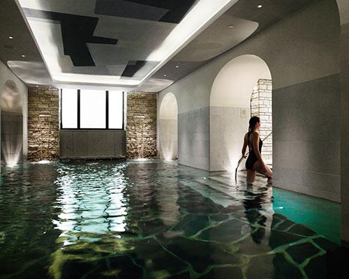 Stockholm pool