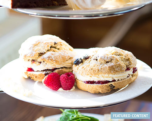 WHERE TO CELEBRATE NATIONAL CREAM TEA DAY