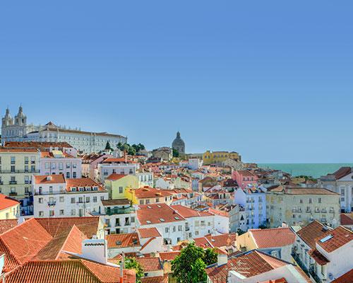 city houses lisbon