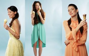 FASHION SHOOT: GO GO GELATO
