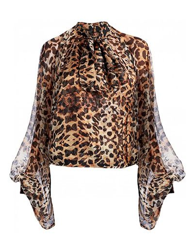 LUXE LOVES LEOPARD PRINT