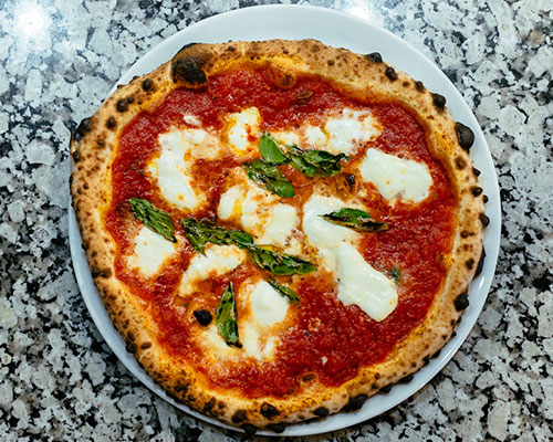 GET A SLICE OF THIS: PERFECT PIZZA PLACES