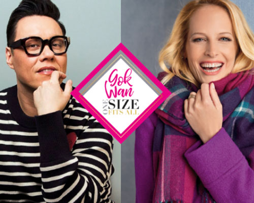 LILY ELLA: HITTING THE CATWALK WITH GOK WAN