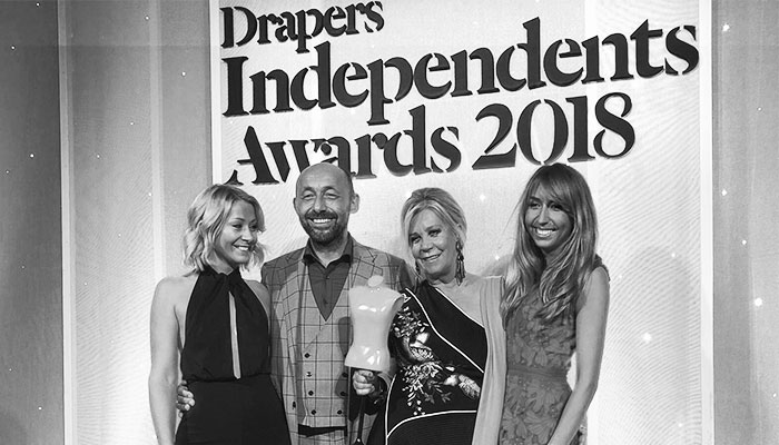 DRAPERS LIFETIME ACHIEVEMENT AWARD FOR JULES B
