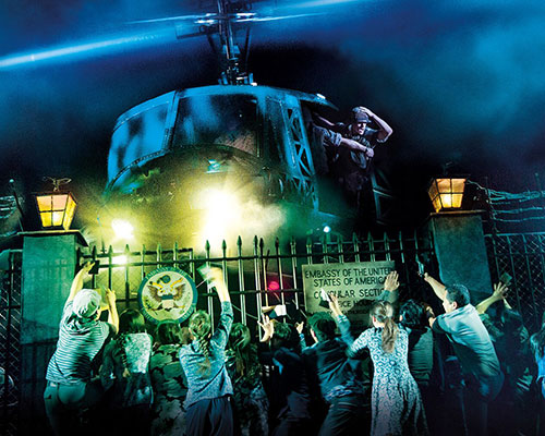 MISS SAIGON, SUNDERLAND EMPIRE