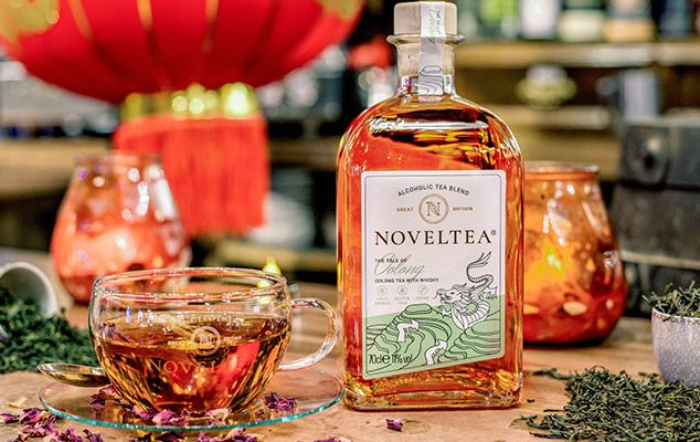 DRINKING WITH DRAGONS: NOVELTEA