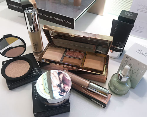 GO FOR GLOW AT BECCA COSMETICS, JOHN LEWIS