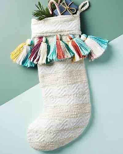 Tassel Stocking