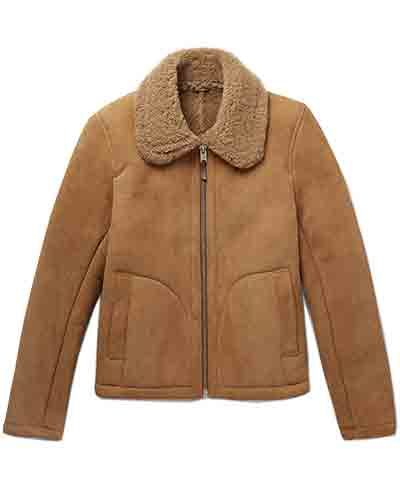 MR Porter Shearling
