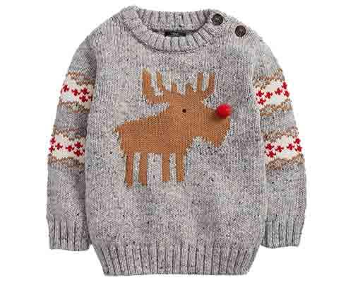 Reindeer knit