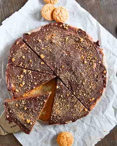 Amaretti cake