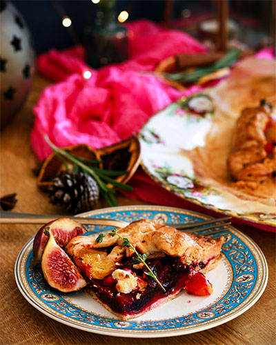 FESTIVE SUPPER CLUB WITH TEA & A TOAST