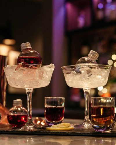 CHRISTMAS COCKTAILS FOR THE PARTY SEASON