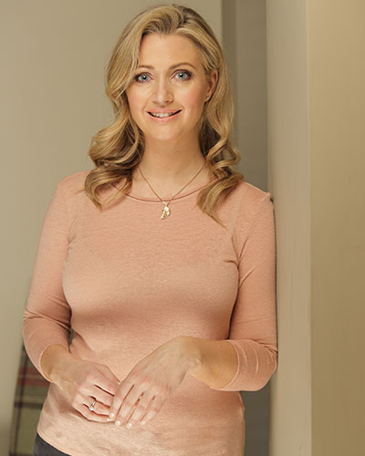 MY KIND OF CHRISTMAS: HAYLEY MCQUEEN