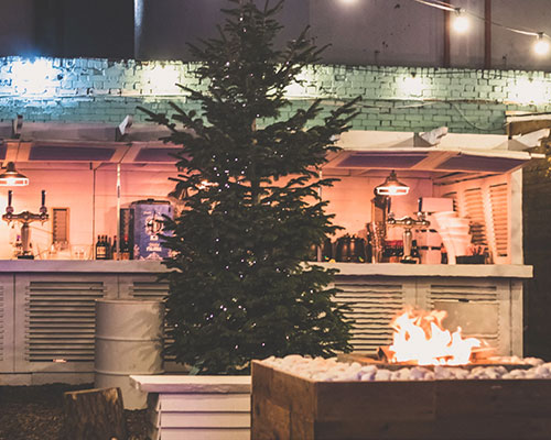 CHRISTMAS IN THE CITY: LONDON