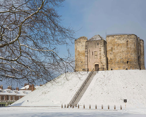 HOW TO SPEND A WINTER'S AFTERNOON IN YORK
