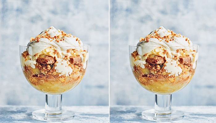 SWEET SCANDI RECIPE: APPLE TRIFLE
